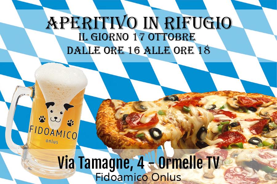 Autunno in Rifugio con pizza e birra, evento.